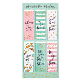 Magnetic Bookmarks - Sparkle