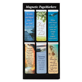 Magnetic Bookmarks - Classic Collection