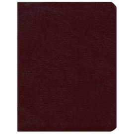 KJV Dake Annotated Reference Bible, Burgundy Bonded Leather