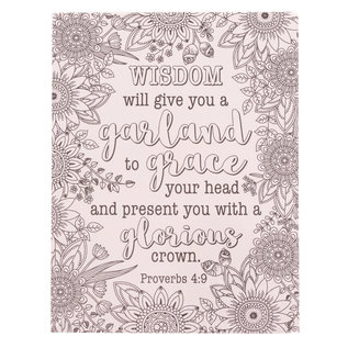 Coloring Cards - Proverbs to Color