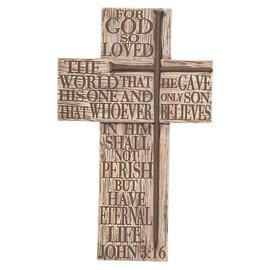 """Wall Cross - John 3:16, 9"""""""