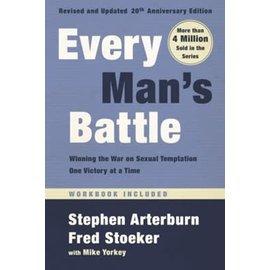 Every Man's Battle w/Workbook (Stephen Arterburn, Fred Stoeker), Paperback