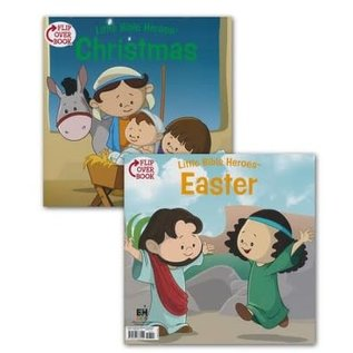 Christmas/Easter Flip-Over Book