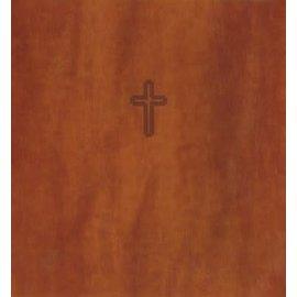 NASB 1995 XL Bible, Brown Leathersoft