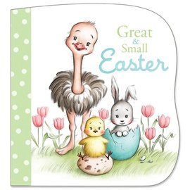 Great & Small Easter, Board Book