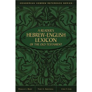 A Reader's Hebrew-English Lexicon of the Old Testament, Paperback