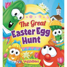 VeggieTales: The Great Easter Egg Hunt