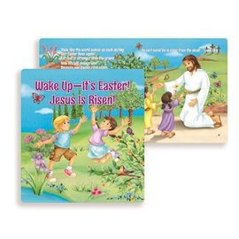Wake Up -It's Easter! Jesus Is Risen!