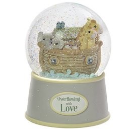 Snow Globe - Noah's Ark, Overflowing With Love