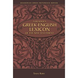 A Reader's Greek-English Lexicon of the New Testament, Paperback