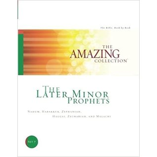 Amazing Collection Set 7: Later Minor Prophets