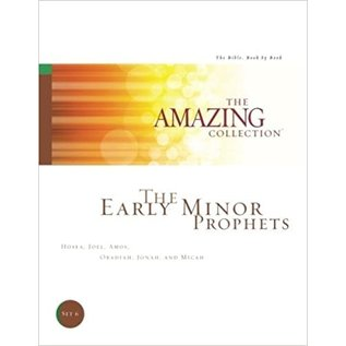 Amazing Collection Set 6: The Early Minor Prophets