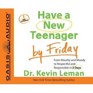 AudioBook: Have New Teenager By Friday