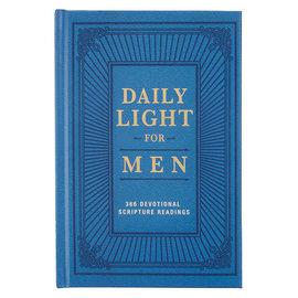 Daily Light for Men: 366 Devotional Scripture Readings
