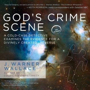 AudioBook: God's Crime Scene: Cold Case
