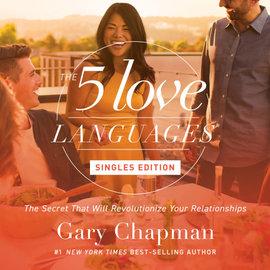 AudioBook: Five Love Languages: Singles Ed.