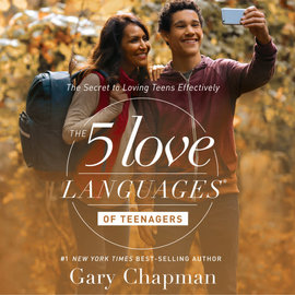 AudioBook: Five Love Languages Of Teenagers