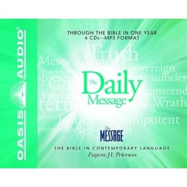 AudioBook: Daily Message (MP3)