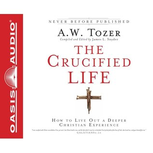 AudioBook: Crucified Life