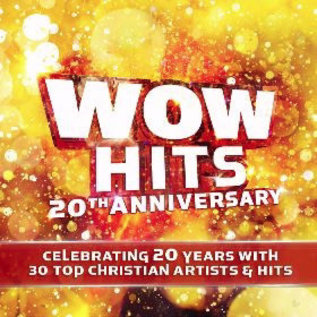 CD - WOW Hits 20th Anniversary