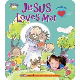 Jesus Loves Me, Clearsound Board Book