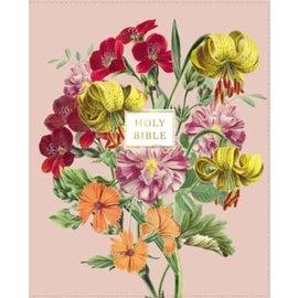 NIV Artisan Collection Bible, Blush Floral Leathersoft