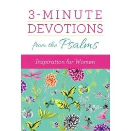 3-Minute Devotions from the Psalms