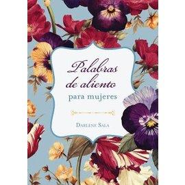 Palabras de Aliento Para Mujeres (Darlene Sala)