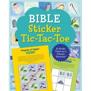 Bible Sticker Tic-Tac-Toe