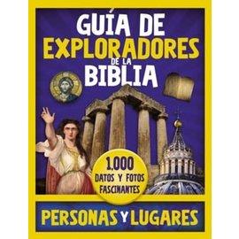 Guia de exploradores de la Biblia, Hardcover
