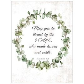 Note Cards - May You be Blessed by the Lord