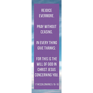 Bookmarks: Rejoice Evermore (Pack of 25)
