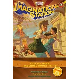 Imagination Station #16-18 (Marianne Hering, Paul McCusker), Paperback