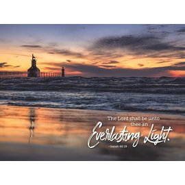 Jigsaw Puzzle: Everlasting Light (Isaiah 60:19), 1,000 Pieces