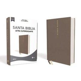 NBLA Santa Biblia Letra Supergigante, Hardcover