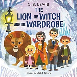 The Lion, the Witch, and the Wardrobe, Board Book