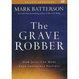 DVD - The Grave Robber (Mark Batterson)