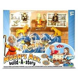 Playset - Tales Of Glory: Noah's Ark Build-A-Story