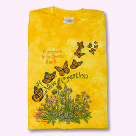 T-shirt - WD New Creation, Yellow
