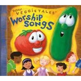 CD - Veggie Tales Worship Songs