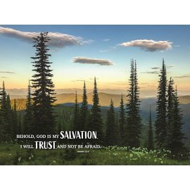 Puzzle  - Salvation & Trust, 1,000 Pieces