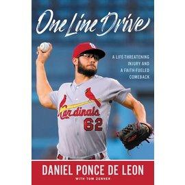 One Line Drive (Daniel Ponce De Leon), Hardcover