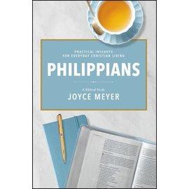 Philippians: A Biblical Study (Joyce Meyer), Hardcover