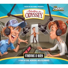 CD - Adventures In Odyssey #70: Finding A Way