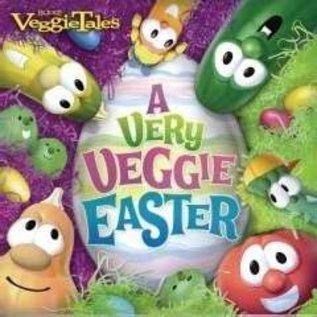 CD - Veggie Tales: A Very Veggie Easter