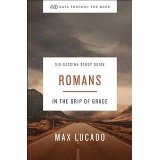 40 Days Through the Book: Romans (Max Lucado)