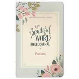 NIV Beautiful Word Bible Journal: Psalms