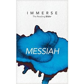 NLT Immerse: Messiah, The Reading Bible, Paperback