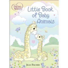 Precious Moments: Little Book of Baby Animals (Jean Fischer), Hardcover
