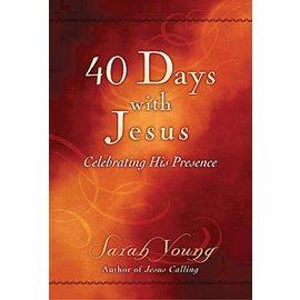 "40 Days With Jesus (Individual) (5""x7"")"
